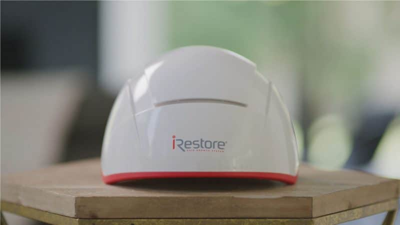 corporate video production - iRestore laser therapy